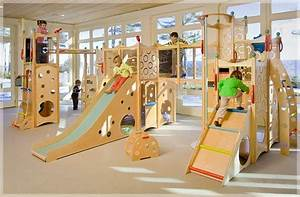 Indoor & Outdoor Playgrounds by CedarWorks | Awesome, Play ...