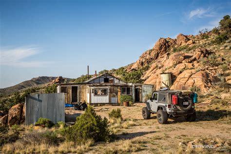 Mining for History in the Mojave Desert's Kessler Peak ...