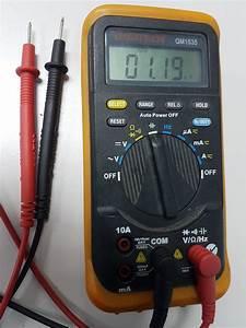 Motor Start Or Run Capacitor Testing