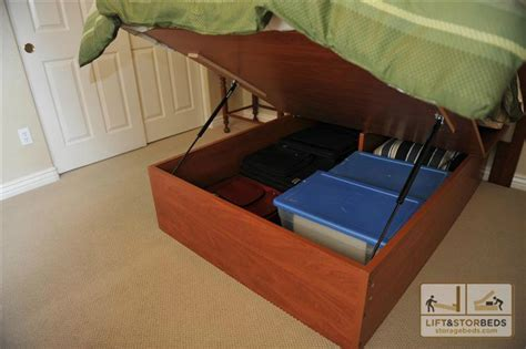 woodwork plans platform bed  storage  plans