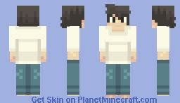 Redstone L Minecraft Skin by L Lawliet Note Minecraft Skin
