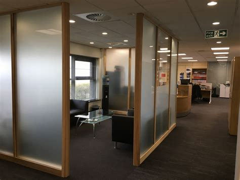 Office In by Office Partitioning Systems Supplier Northtonshire Uk