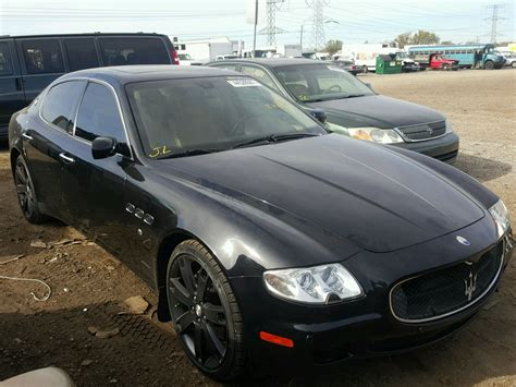 Auto Bid Auction by Salvaged Maserati For Auction Autobidmaster