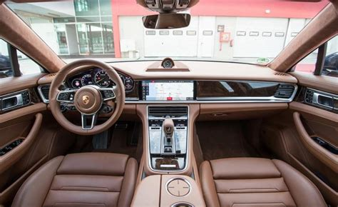 Learn more about the 2018 porsche panamera 4s interior including available seating, cargo capacity, legroom, features, and more. 8 Great Traits of the 2018 Porsche Panamera... and a Fatal Flaw - NY Daily News