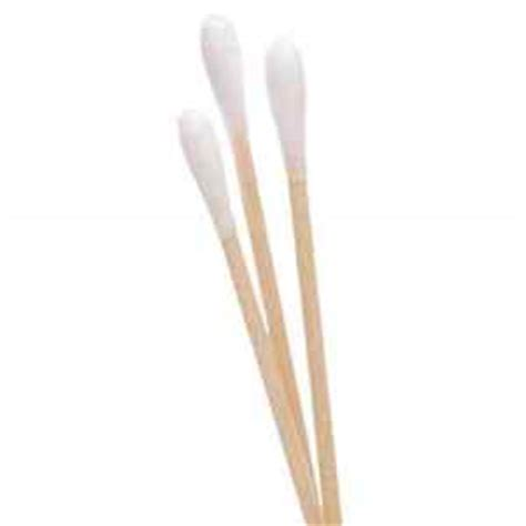 q tips cotton swabs 200 pc cotton swab applicator q tip swabs 6 quot
