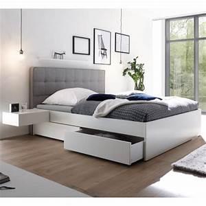 Bett 160x200 Weiß : hasena funktionsbett elito buche wei deckend 160x200 cm ~ Indierocktalk.com Haus und Dekorationen
