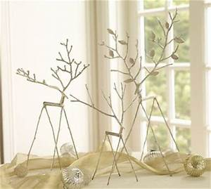 Pottery Barn Twig Reindeer Copies Home Stories A to Z