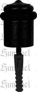 Türstopper Für Schwere Türen : t rstopper eisen matt schwarz lackiert antik alt auch f r schwere t ren 8694es ~ Watch28wear.com Haus und Dekorationen