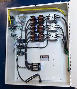 Capacitor Panel Control Wiring Diagram