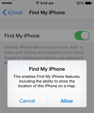 find my iphone icloud how to protect your iphone with activation lock