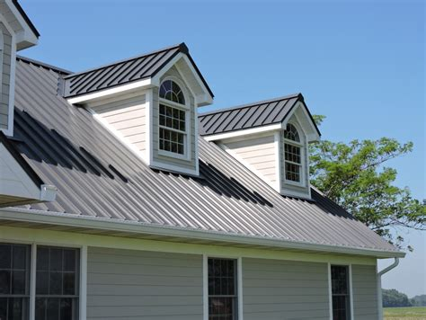 standing seam metal roof colors asphalt shingles or metal roofing for your home s re roof