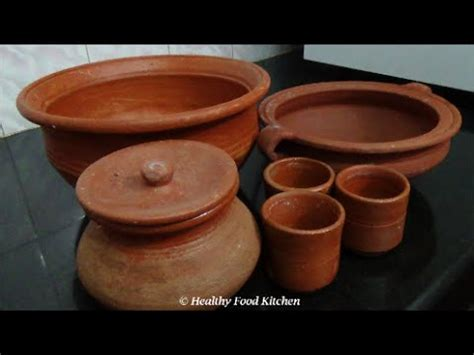 buy  mud vessels  healthy food kitchen youtube