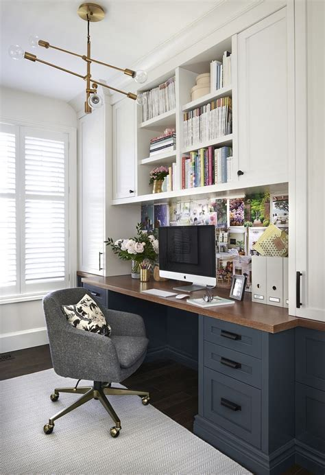 Best Small Home Offices Ideas On Pinterest Home Office