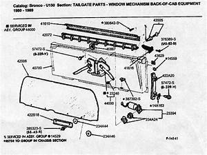 1996 Ford Bronco Rear Window Wiring Diagram