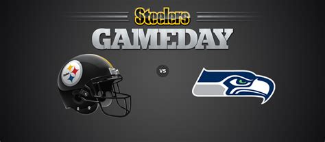 pittsburgh steelers  seattle seahawks heinz field