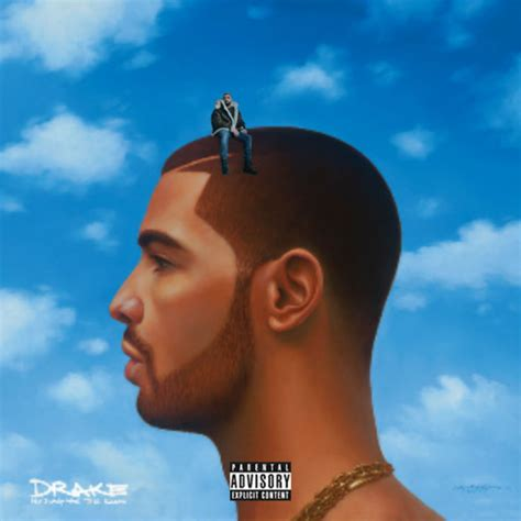 Drake New Album Meme - here s a handy app that lets you mock up your own drake album cover gigwise