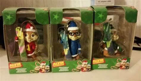 2001 alvin and the chipmunks hallmark christmas ornament 2652 best ornaments collectibles images on