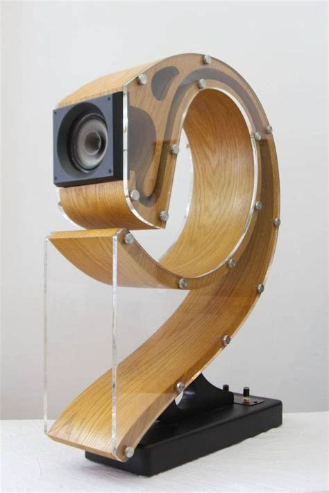 images  loudspeakers  inspire  pinterest horns diy speakers  speaker design