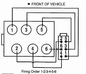 Firing Order 97 Cadillac Catera