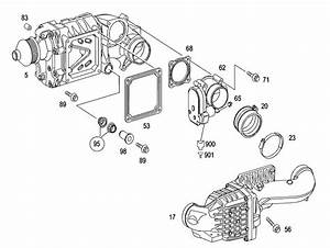 Mercedes C230 Kompressor Engine Diagram