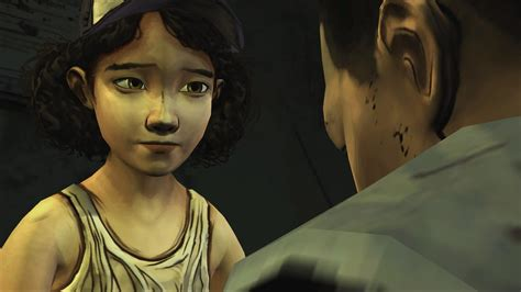 More Tears For Clementine At Comic Con Polygon