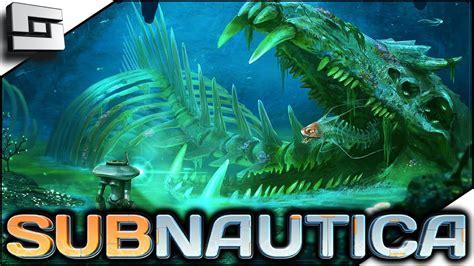 subnautica lost river gameplay