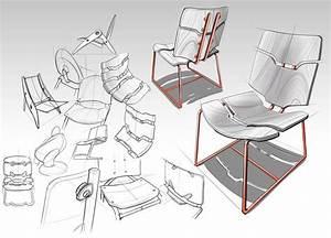 Chair design sketch - interior4you