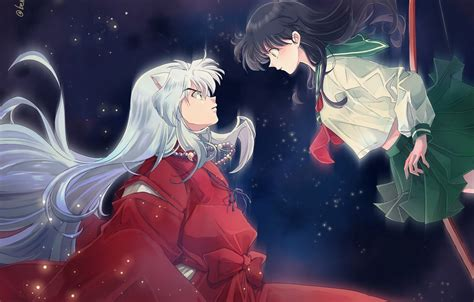 Inuyasha Anime Wallpaper - wallpaper inuyasha inuyasha kagome images for