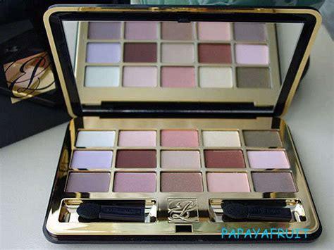 Eyeshadow Estee Lauder estee lauder 15 deluxe eyeshadow palette mulberry ebay