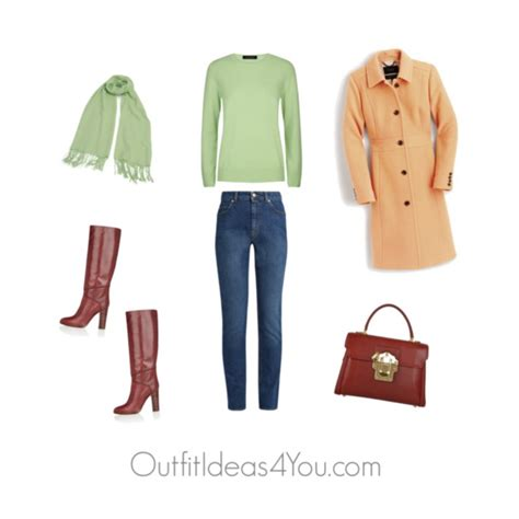 How To Wear Rust For A Tinted Spring (Light Spring) - Your Color Style