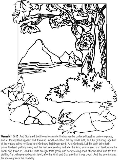 printable day bible coloring pages coloringpagebookcom