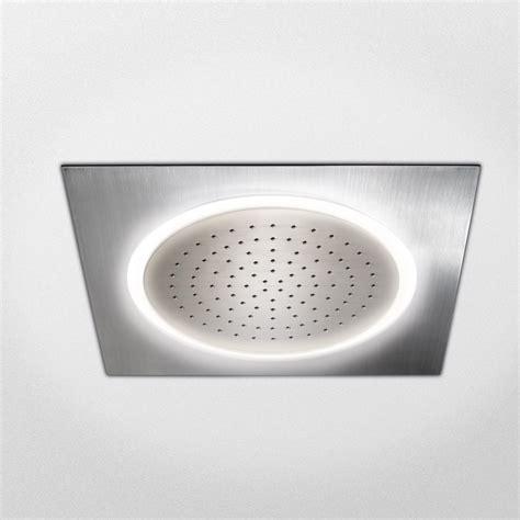 toto legato ceiling mount shower head  led lighting