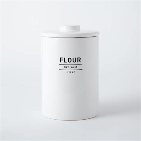 kitchen flour canisters utility kitchen collection flour canister k i t c h e n