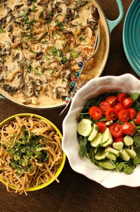 chicken marsala recipe  casual entertaining