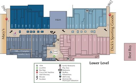 100 floor plan of shopping mall 40 best community