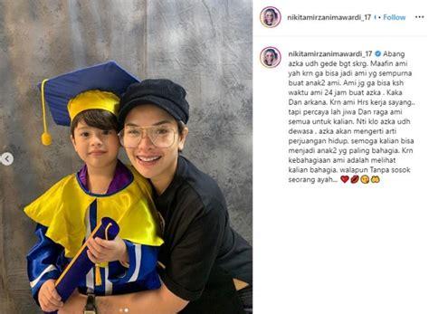 Ribut Hak Asuh Anak Bukti Nikita Mirzani Ibu Yang Penuh