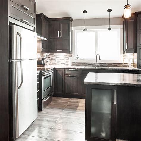 armoire de cuisine boucherville cuisines beauregard cuisine réalisation 357 armoires