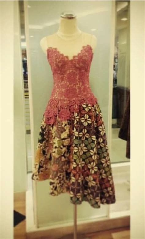 Blouse New Batik dress top blouse batik indonesia batik di 2019 dress