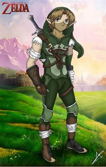 Sheikah Link Armor Tloz Fan Deviantart Loz