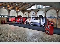 Peugeot Food Truck l'expérience gustative nomade et