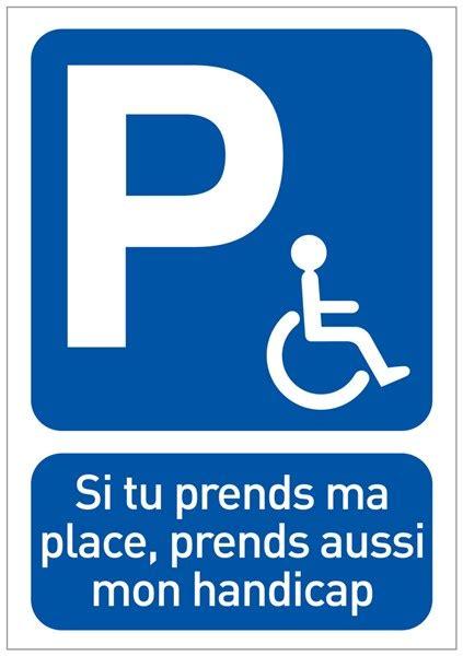 sur si鑒e voiture papier autocollant dissuasif places handicapées à coller sur les vitres de voiture direct signalétique