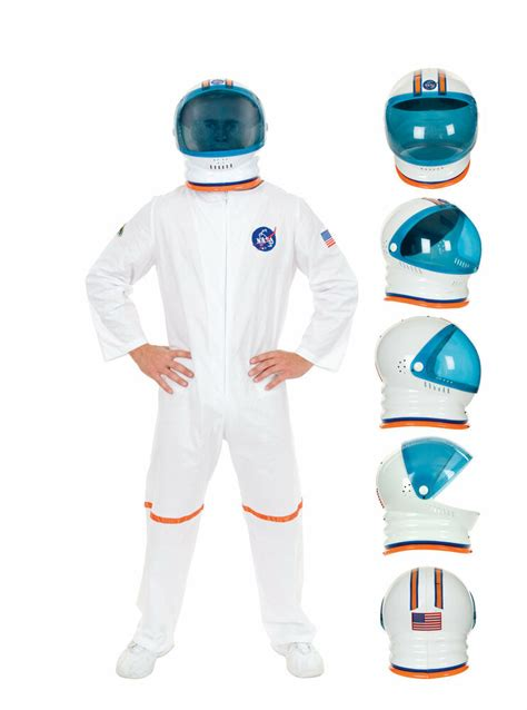 adult astronaut space helmet nasa shuttle pilot lab