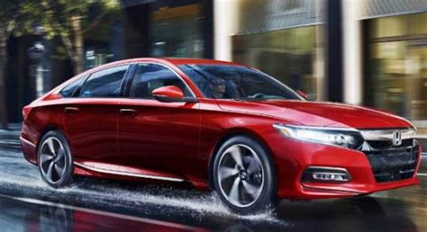 2019 Honda Accord Sport Rumors