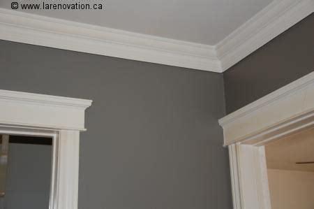 plinthe cuisine la décoration d 39 un mur intérieur