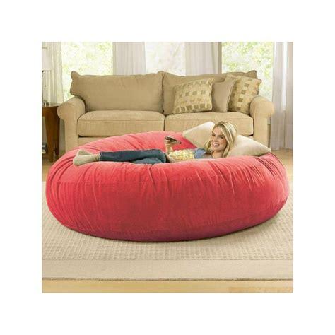 housse de coussin de canapé pouf géant velour xl ovale meubles et décoration tunisie