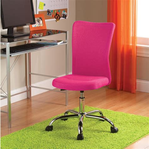 Pink Desk Chair Walmart by Find The Your Zone Desk Chair At Walmart Save Money