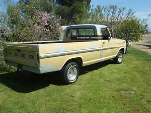 Pick Up Ford : 1969 ford pick up ~ Medecine-chirurgie-esthetiques.com Avis de Voitures