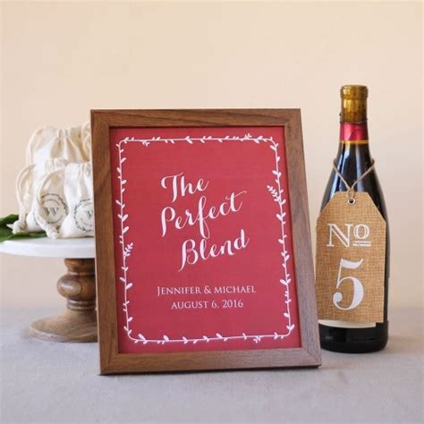 personalized stemless wine glasses for bridesmaids our favorite ideas for a wine inspired wedding beau coup