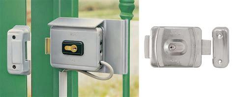 gache electrique portillon id 233 es de d 233 coration et de mobilier pour la conception de la maison