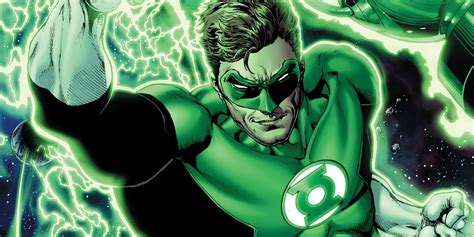justice league reportedly features green lantern